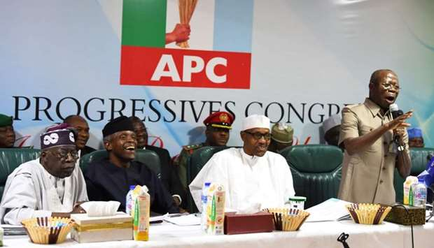 Candidate of the All Progressives Congress (APC)