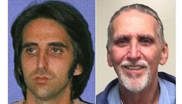 Craig Coley, when he was arrested on suspicion of murder (Left) and Coley, after he was released