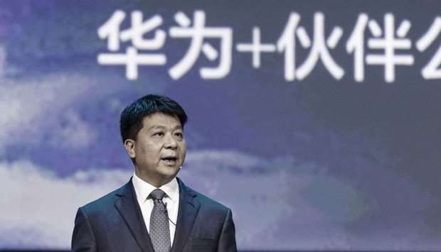 """""""In 2018 Huawei had revenues of over $100bn. The share of US in this is really small. That means the"""