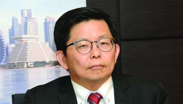 Lim Meng Hui optimistic on Qatar's free zones