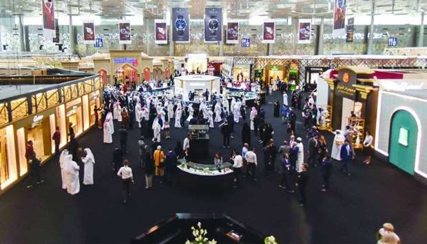 This year more than 27,000 visitors turned up over six days, and is the largest exhibition by far wi