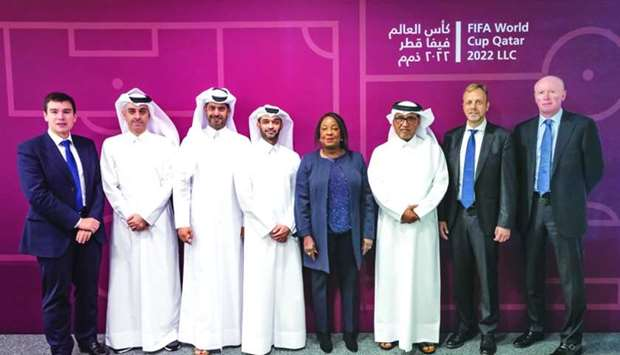 The board members of 'FIFA World Cup Qatar 2022 LLC'
