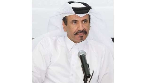 Vice-chairman of Qatar Chamber Mohammed bin Towar
