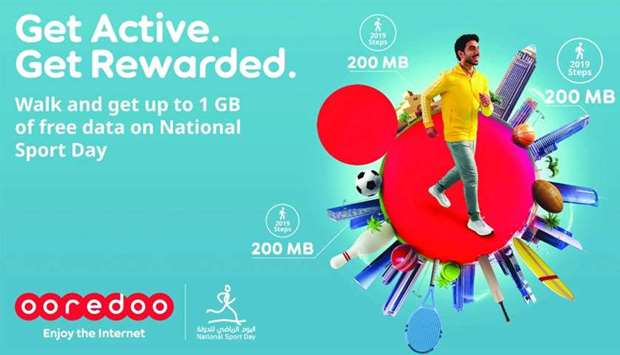 Ooredoo to release app update before Sport Day