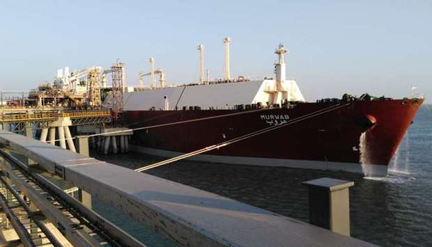 Qatargas has supplied a commissioning liquefied natural gas (LNG) cargo for India's newest LNG recei