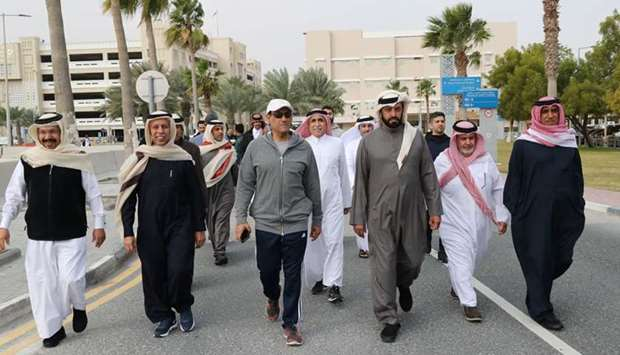 Speaker of Shura Council highlights importance of Sport Day