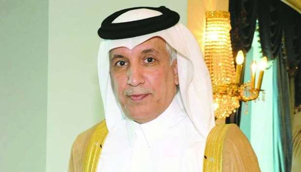 HE the Minister of State for Foreign Affairs Sultan bin Saad al-Muraikhi