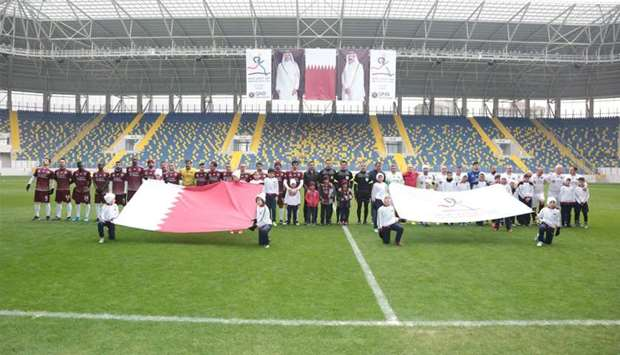 Qatar's embassies, consulates abroad continue National Sport Day activities