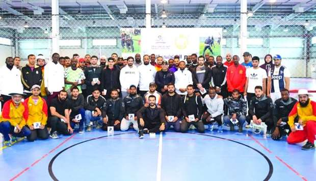 Lekhwiya celebrates National Sport Day