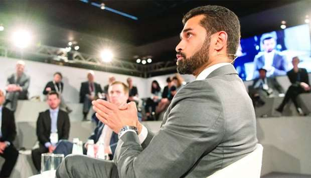 Hassan al-Thawadi at the Munich Security Conference.