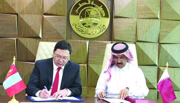 Qatar, Mongolia hold political consultations
