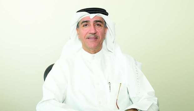 Assistant Undersecretary for Shared Services Affairs at MoPH, Abdullah Ibrahim al-Emadi