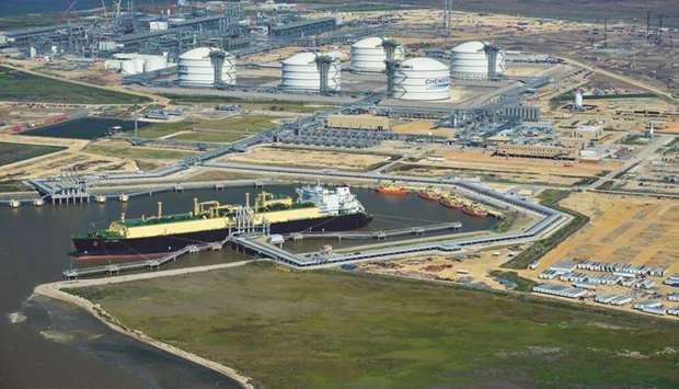 LNG cargoes cancelled as virus compounds export glut in US