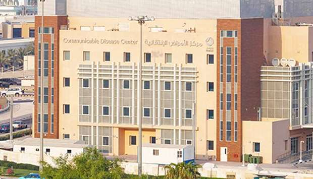 Communicable Disease Center at Hamad Medical Corporation.