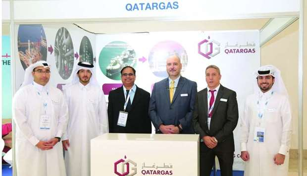 Qatargas participated in IGRC 2020 as a 'Gold Sponsor' and delivered a number of technical papers an