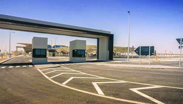 The 'Park & Ride' project provides parking spaces free of charge adjacent to Doha Metro stations.