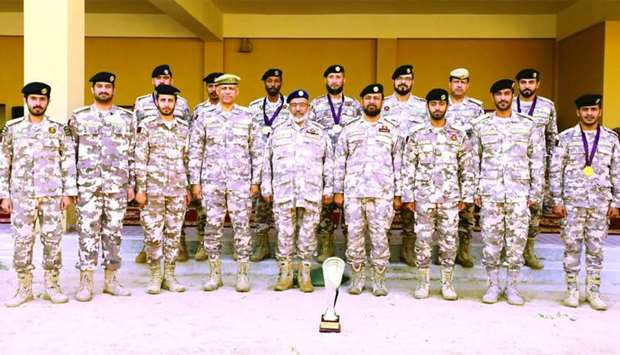Armed Forces Shooting Championship concludes