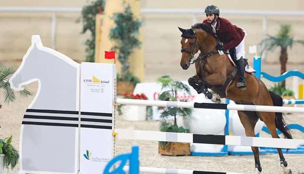 Over 100 riders be in action at His Highness The Amir Sword Equestrian Festival at Qatar Equestrian