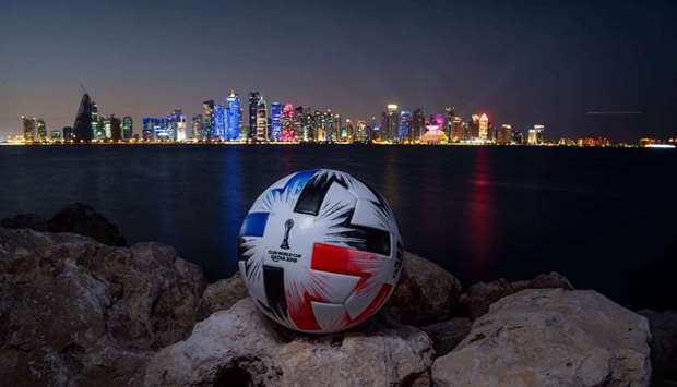 Qatar, which hosts on an average more than 150 sport events annually, on Monday showcased the multi-
