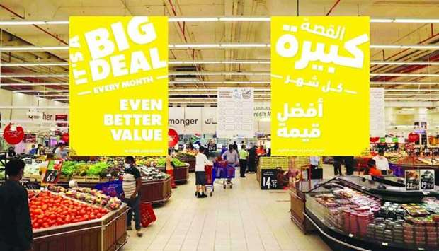 "The extended promotion period allows customers to capitalise on ""unmissable deals"" in-storewhile adh"
