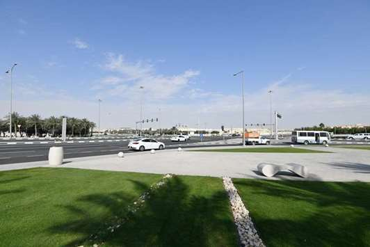 Ashghal completes upgrade works on Environment Intersection and Jelaiah Intersection