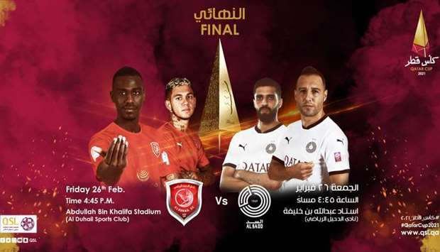 Al Duhail, Al Sadd in electrifying 2021 Qatar Cup Final
