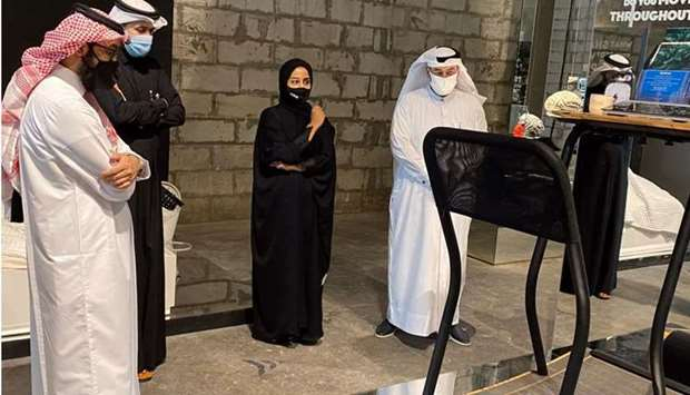 Qatar Charity supports 'Reflection' exhibition as community partner