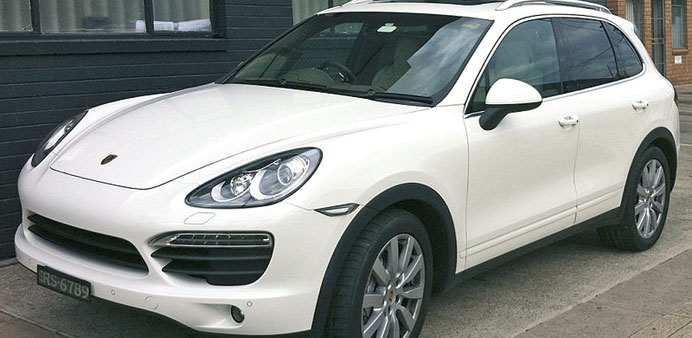 Porsche is aiming to cater to Cambodian tastes and terrain.