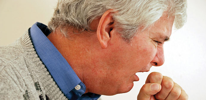 Acute cough has a sudden onset and is present for less than three weeks, chronic cough lasts longer