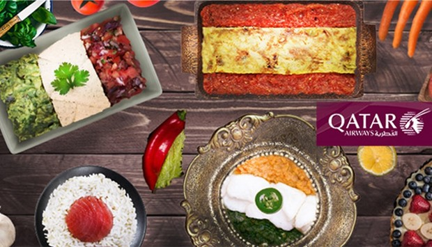 Qatar Airways welcomes star chefs to Doha for QIFF