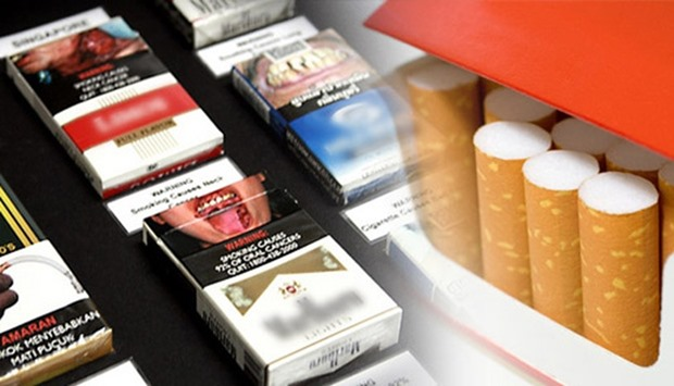 warnings on cigarette packs