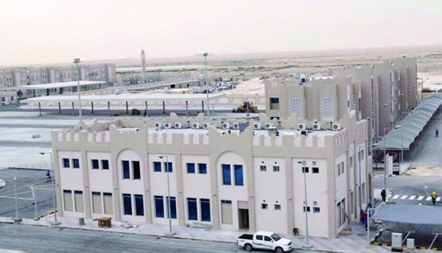 Ashghal Cleanliness Complex