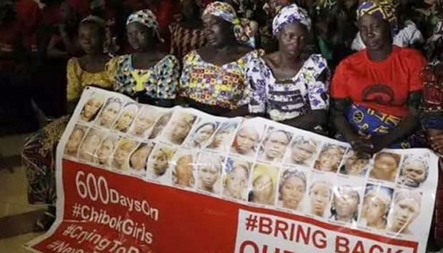 Parents of the Chibok girls