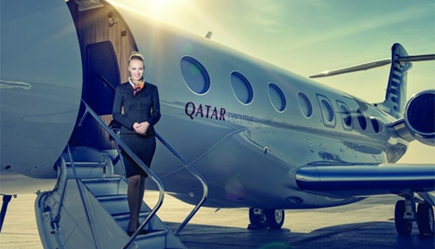 Qatar Executive now has two Gulfstream G650ER aircraft ready for charter to meet the requirements of