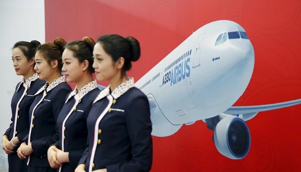Airbus facility in China