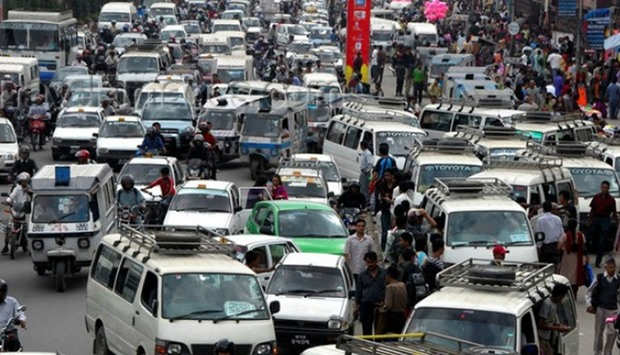 Nepal bans old vehicles to tackle air pollution