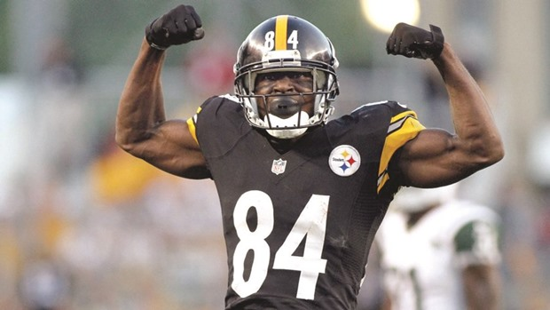 Now the Steelers need to find a partner for Brown