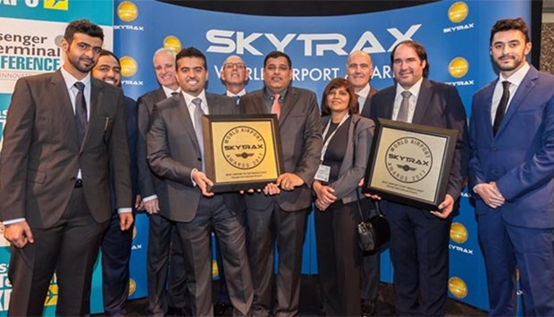 Skytrax awards - HIA