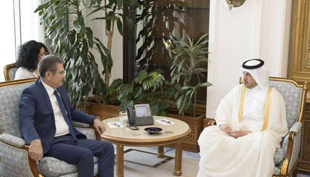 PM meets Turkish defence minister