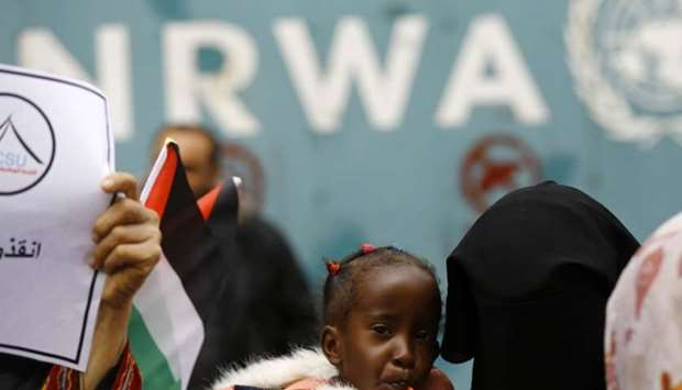 Worldwide  community pledges $100M to UNRWA