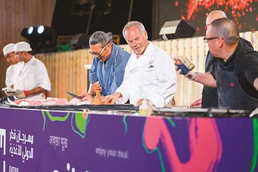 Top chefs set to serve up their favourite dishes at food festival