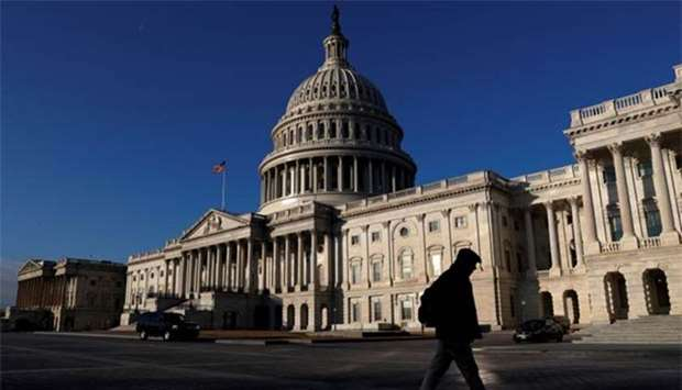US Congress aiming to approve $1tn spending bill