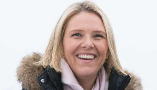 Norway's justice minister quits to avert government collapse