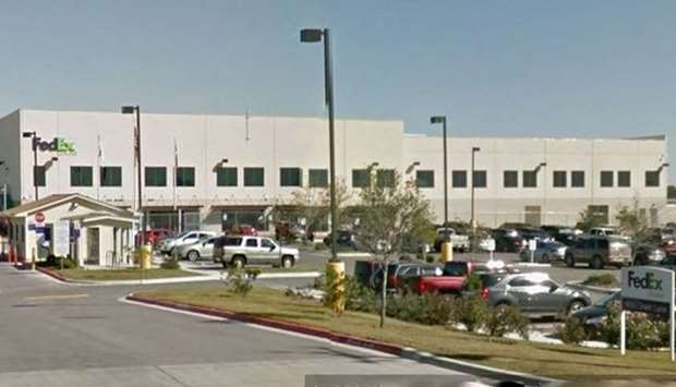 Fifth package bomb goes off in Texas, injures one at FedEx site