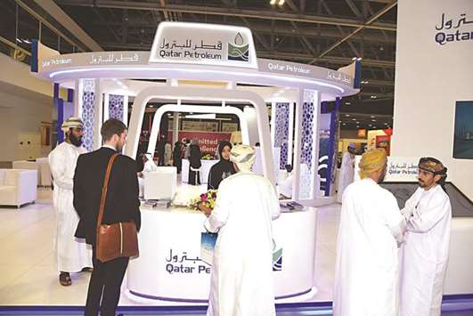 QP has strong presence at 11th OGWA exhibition and conference in Oman