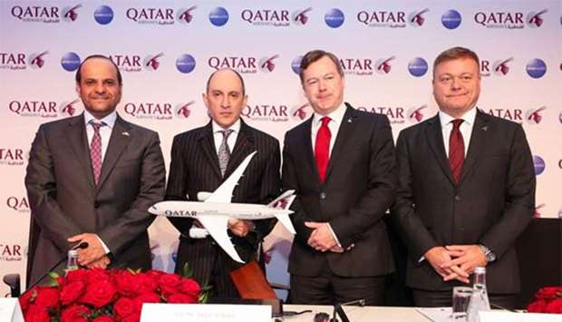 Qatar Airways is launching direct flights to London Gatwick from Doha