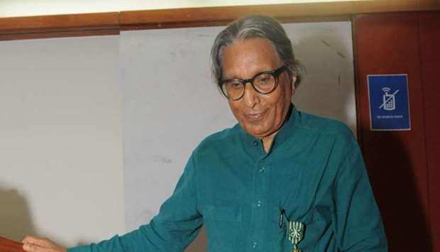 Indian architect BV Doshi