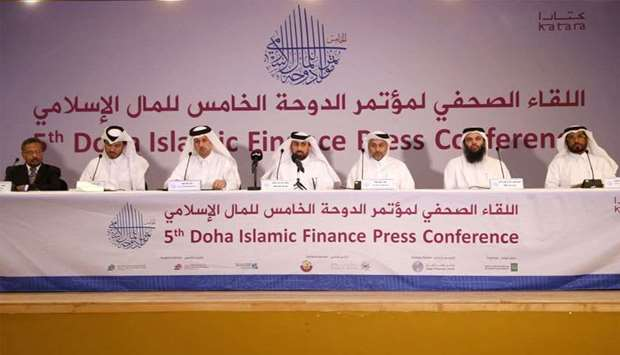 "The 5th Doha Islamic Finance Conference entitled ""Islamic Finance and Digital World"" will be held in"