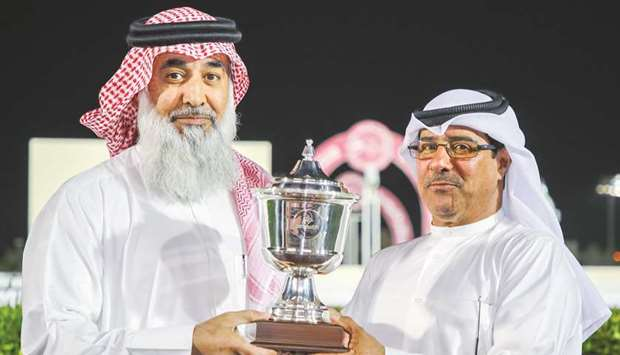Itorio completes al-Ramzani double with feature win