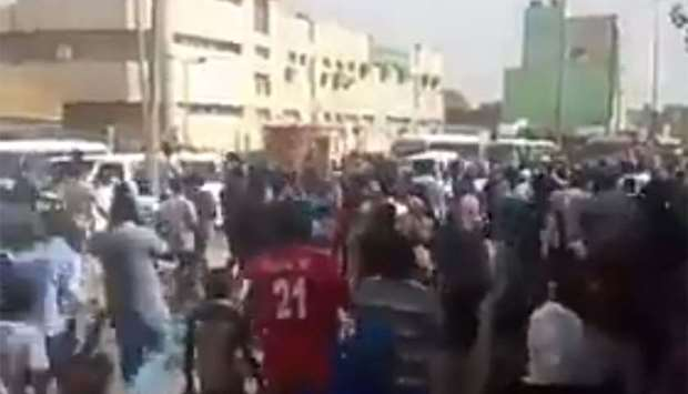 |Sudan Protests